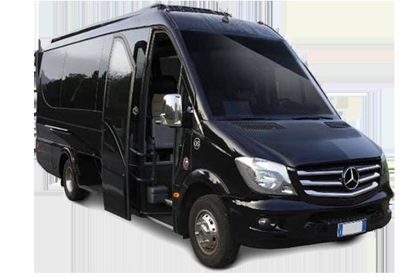 NCC Minibus Luxury Mercedes-Benz