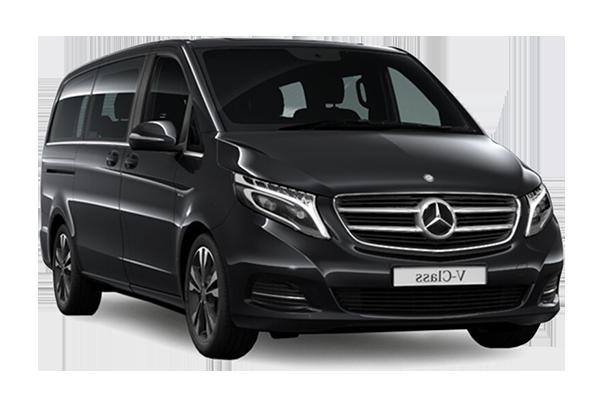 NCC Minivan Mercedes
