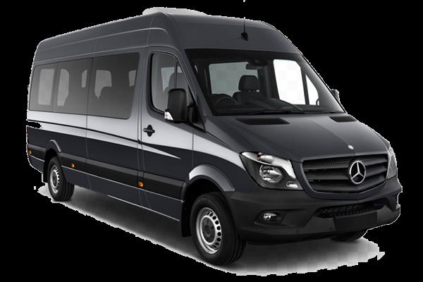 NCC Van Mercedes